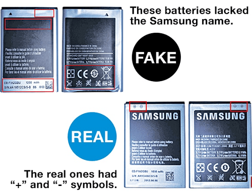 Tech: How to Identify Fake Samsung, Infinix, Tecno and iTel Phones