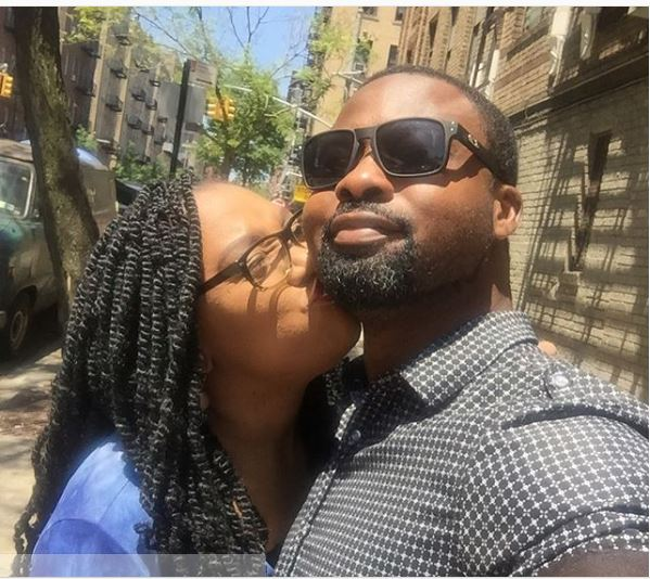 'My Hero'- Actress Stella Damasus Celebrates her Husband on his Birthday with Loved up Photo