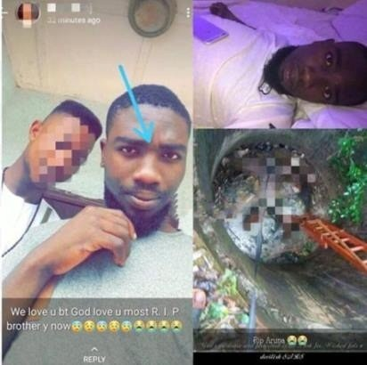 Sad! Final Year Student Falls Inside Well… Dies While Being Chased By SARS (Photos)
