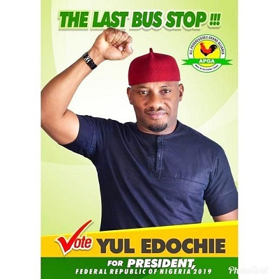 Politics Is Not A Dirty Game, But Noble Game Played By The Dirty Ones – Yul Edochie