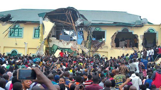 Oyo State Government List The Faults Of Singer Yinka Ayefele's Demolished Station