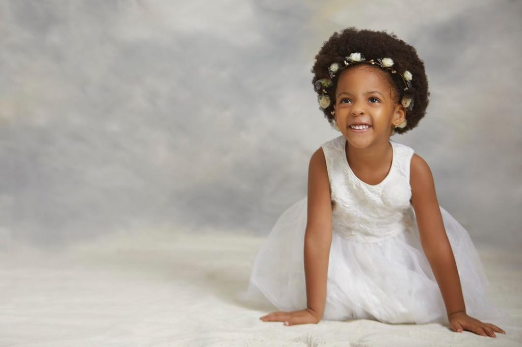 Anna Ebiere Banner & daughter Sofia are Picture Perfect as they celebrate her 3rd Birthday