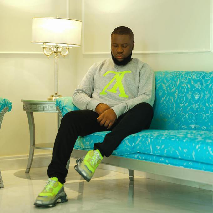 Hushpuppi Shares Story of How He Overcomes Poverty.