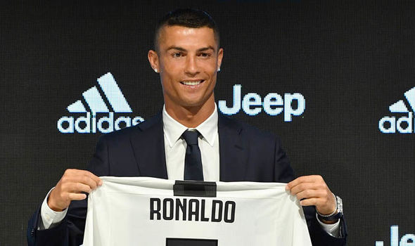 I Want My Son To Be A Top Footballer Like Me — C. Ronaldo says