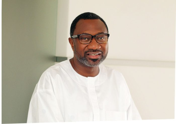 Surprise! See What Billionaire Femi Otedola Is About To Do For 11-year-Old Rapper, Megabyte