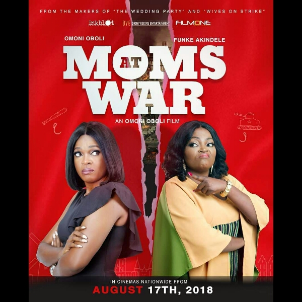 "Nollywood Movie ""Moms At War"" Set To Be Premiere August 17th"