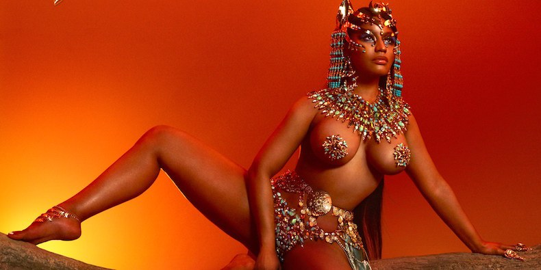 "Nicki Minaj Celebrates as Her New Album ""Queen"" is Certified Gold"