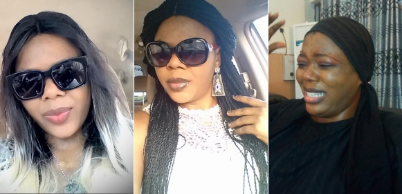 """I Can't Sleep With A Man Who Will Not Last 1 Hour In Bed""- Nollywood Actress, Eniola Odunsi"