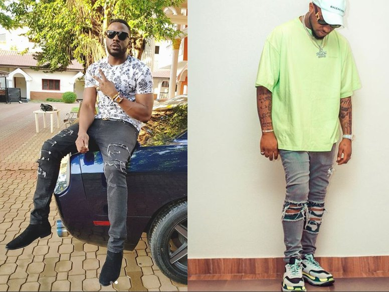 """Without Me You Won't Have Any Hits, You Are A Fake Ass"" – Record Label Boss Blasts Davido"