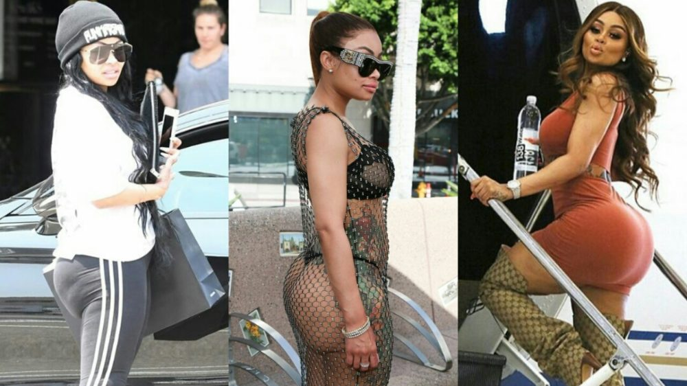 Lobatan! Blac Chyna's Yansh Collapses After Years Of Filler And Artificial Implants (See photos)