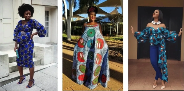 Best Ankara Styles For Pregnant Ladies To Rock In 2018 (Photos)