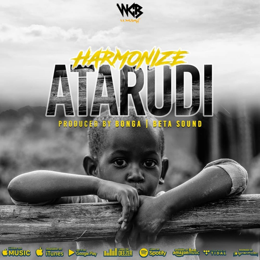 Harmonize Atarudi Mp3 Download