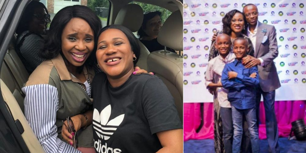 Touching! Full Story of How Sunmbo Adeoye Suffered Many Miscarriages Before Finally Having Her 3rd Child