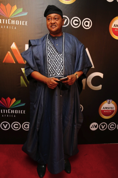 Veteran Actor, Jide Kosoko is Adekunle Gold's Father? (See Shocking Details)