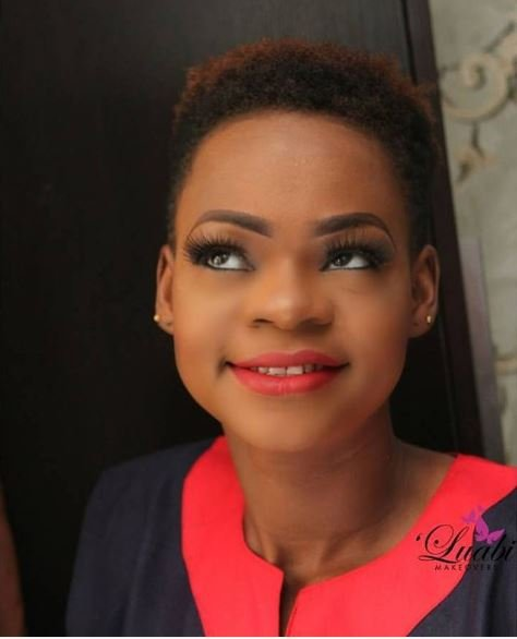 Latest Pictures Of Former Bread-Seller, Olajumoke Will Melt Your Heart