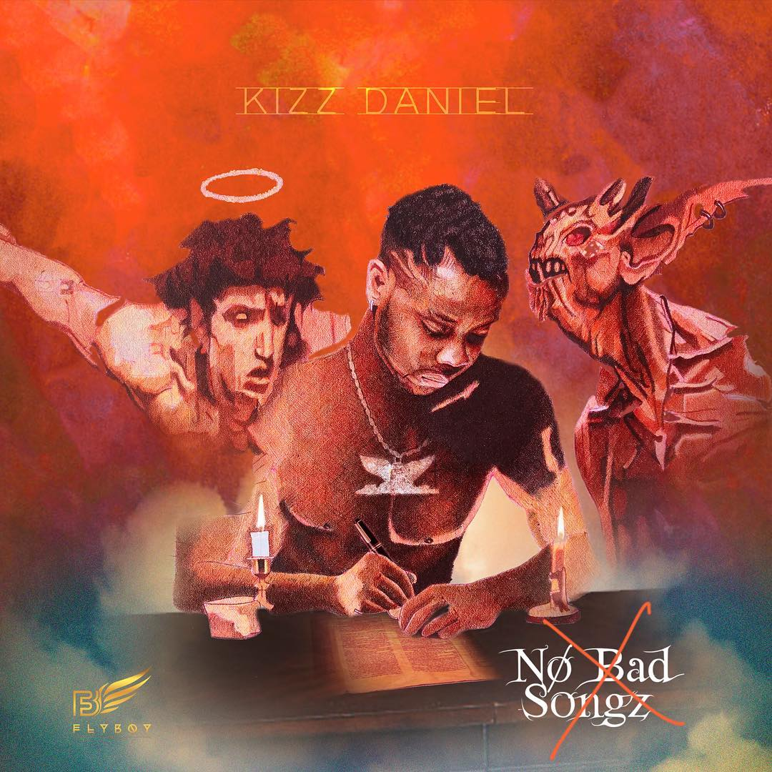 No Bad Songz: Kizz Daniel Releases Tracklist For His Sophomore Album
