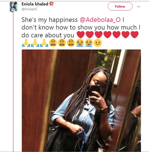 LOL! Man Proudly Show Off His Girlfriend On Twitter, But See The Reply She Gave Him