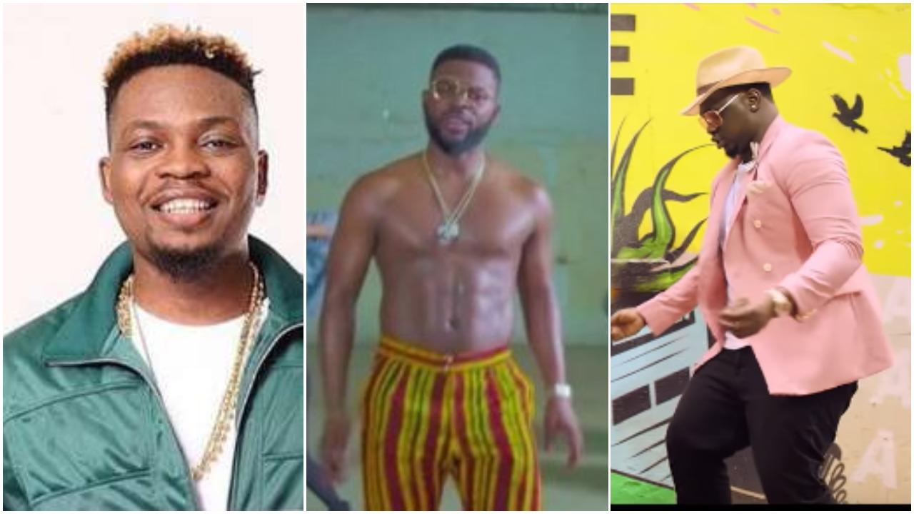 BRAKING! NBC Bans Wande Coal's 'Iskaba', Falz's 'This is Nigeria' and Olamide's 'See Mary, See Jesus'