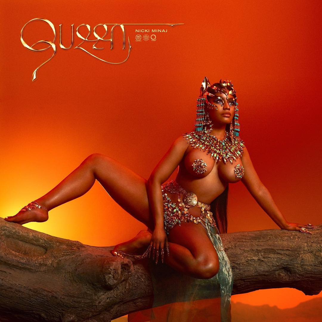 DOWNLOAD FULL ALBUM: Nicki Minaj Queen Album (zip/mp3/itunes)