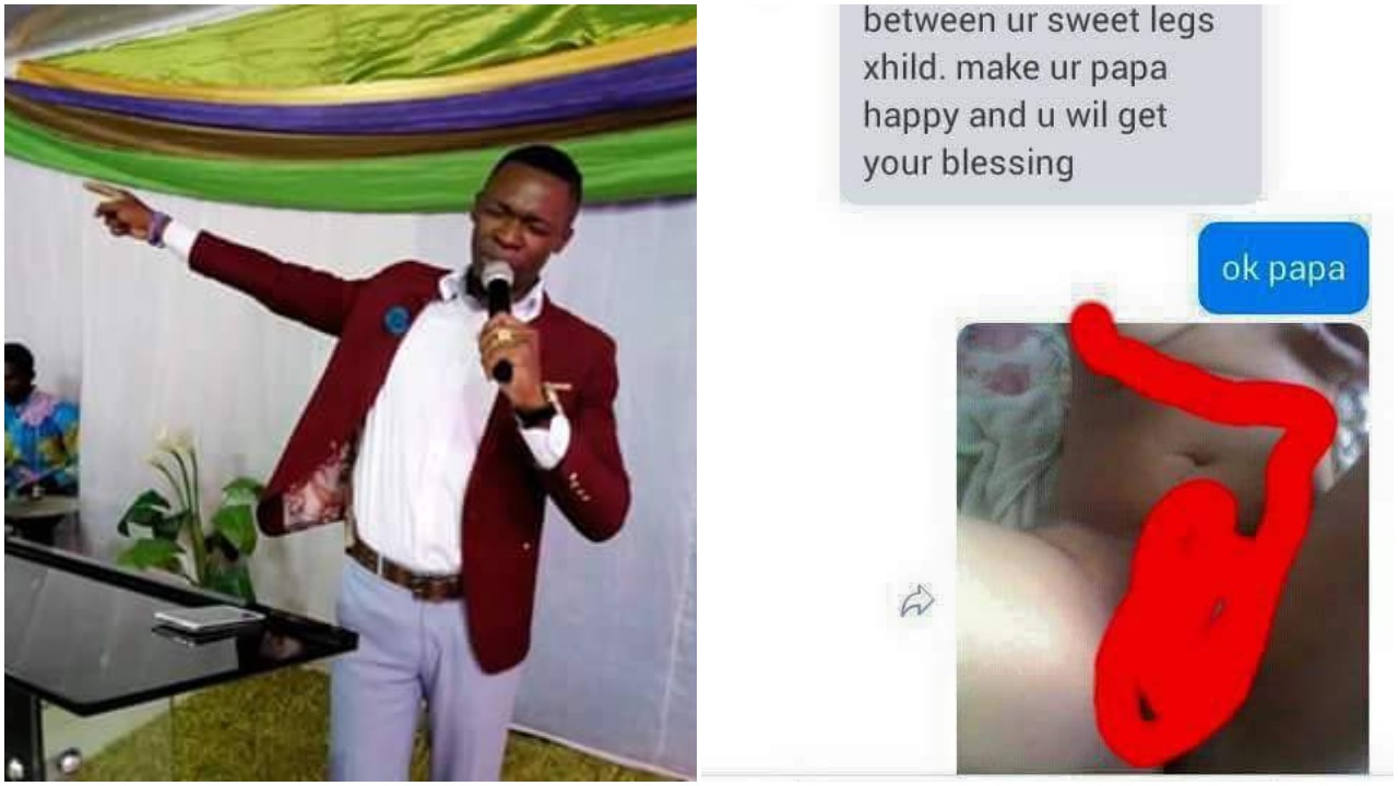 Popular Pastor Requests For Church's Member Nudde Photo On Facebooks… See What Happened After (Photos)
