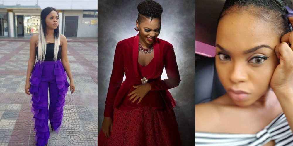 Singer Chidinma Advices Her Fans To Fear No Man As She Stuns In New Photos