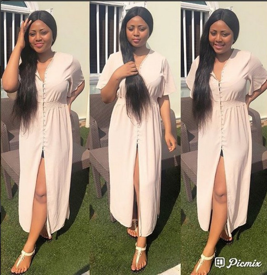 In Celebration of 1.9Million Followers On IG, See What Regina Daniels Wants To Do For Her Follower (Photos)