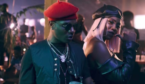 Tiwa Savage Finally Speaks on Alleged Rumoured Relationship with Wizkid