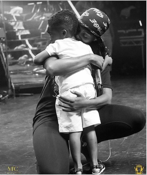 'I Pray You Treat Every Woman like a Queen'- Tiwa Savage Breaks Down In An Emotional Post To Jamjam