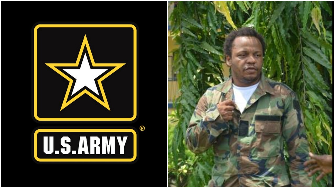 Good Job! US Army Arrested By SARS Operative Over Robbery, Kidnapping and Child Trafficking In Imo State (Photo)