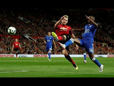 Manchester United 2-1 Leicester City [Premier League] Highlights 2018/19 mp4 download