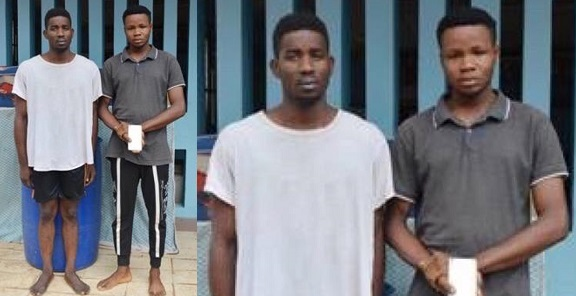 Two Guys Arrested For Raping 19-Year-Old Girl In Imo State