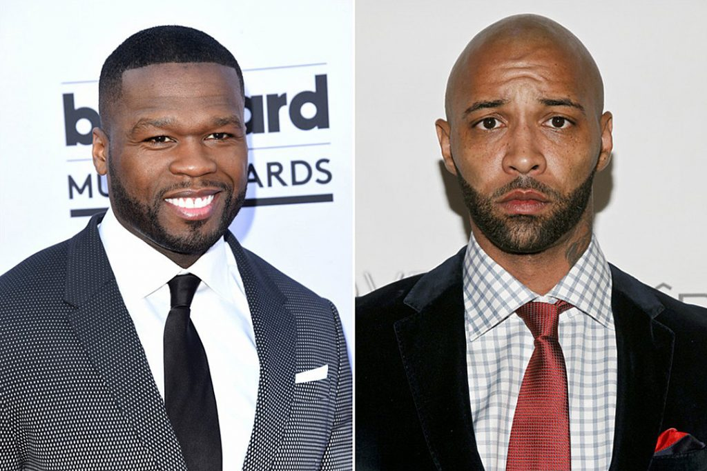 50 Cent Accuses Joe Budden of Being Envious of Successful Rappers