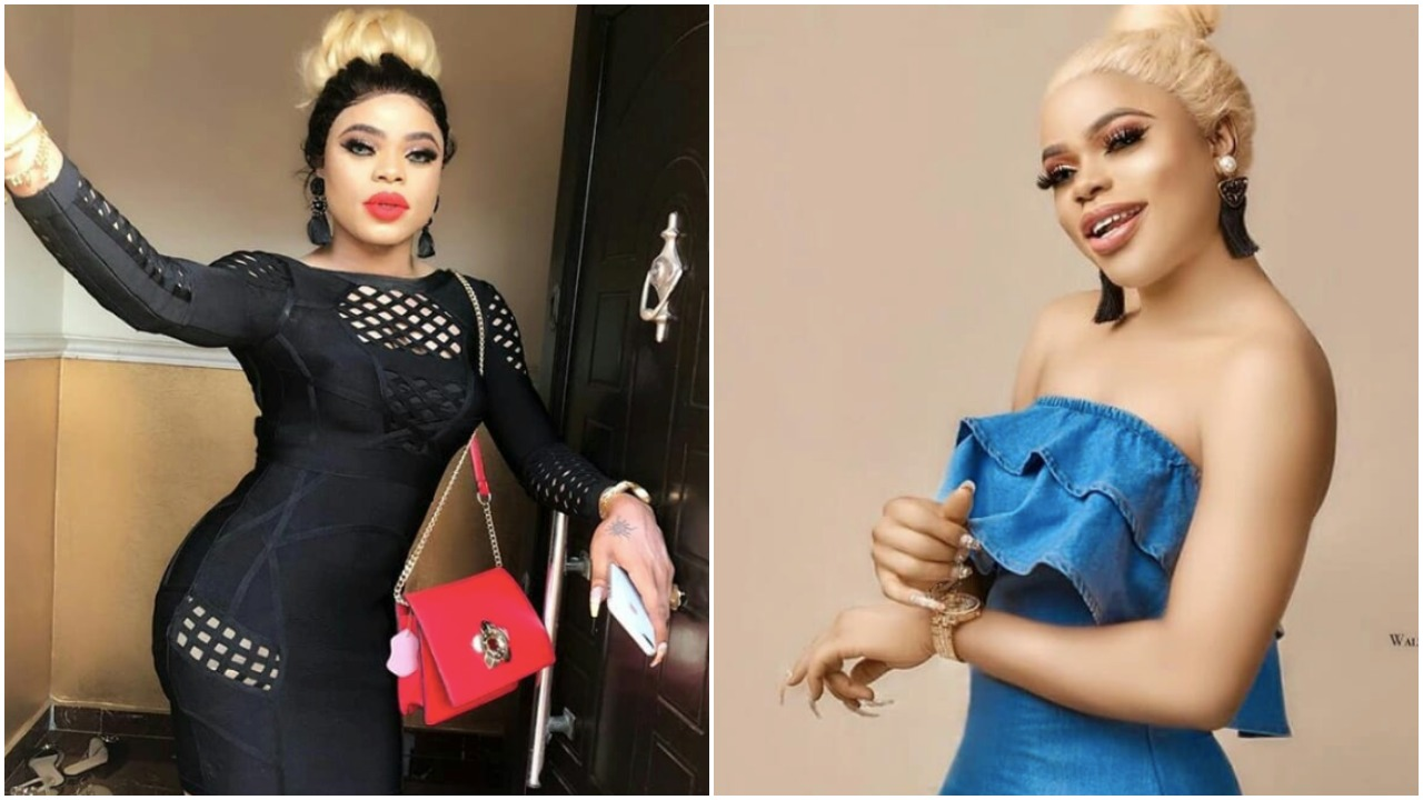 6 Times Bobrisky Stepped Out Looking Totally Gorgeous