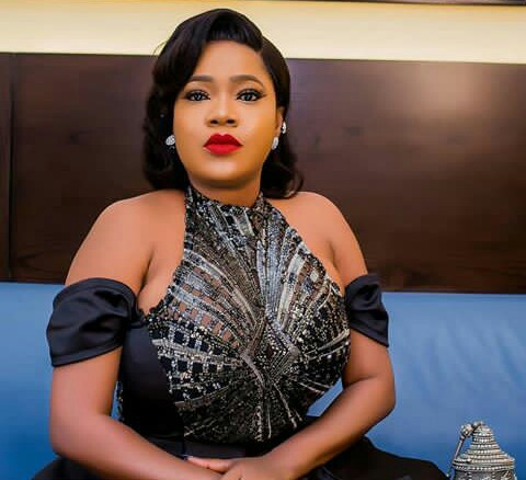 Actress Toyin Abraham Celebrates Her 34th Birthday (Photos)