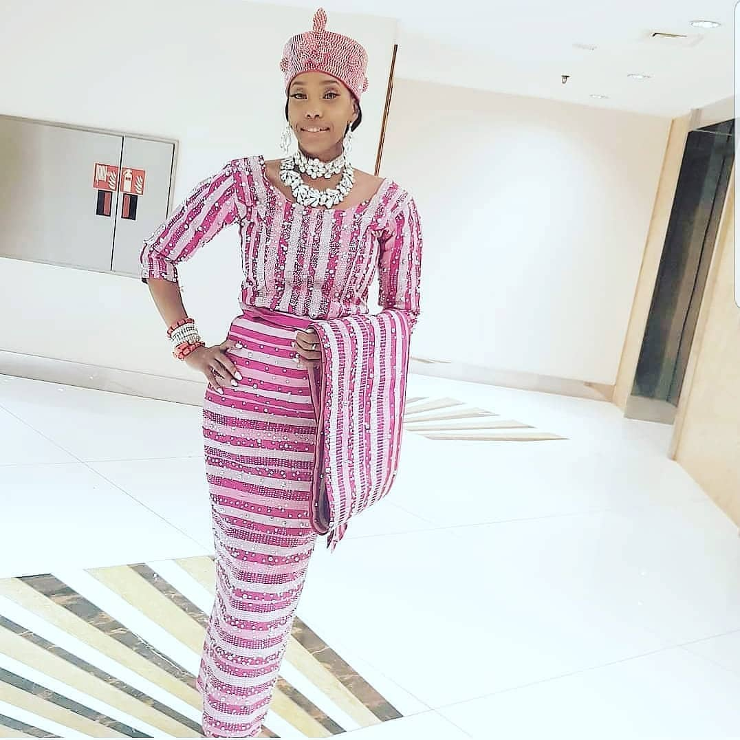Oluwo Of Iwo's Wife 'The Most Beautiful Queen' On Earth?.. She Her New Photos