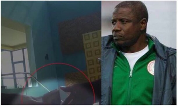 BREAKING! Super Eagles Coach Banned From Coaching (See Full Details)