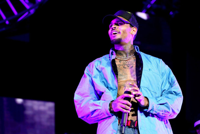 MUSIC: Chris Brown – All The Time
