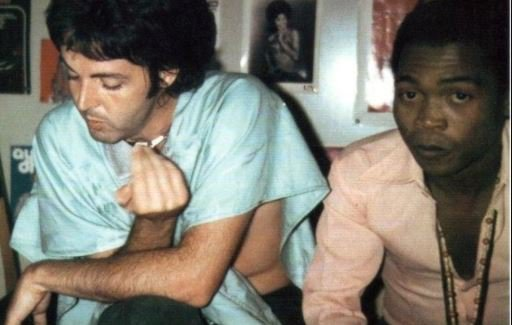 Strongest Marijuana I Ever Smoked Was With Fela – British Music Icon, Paul McCartney