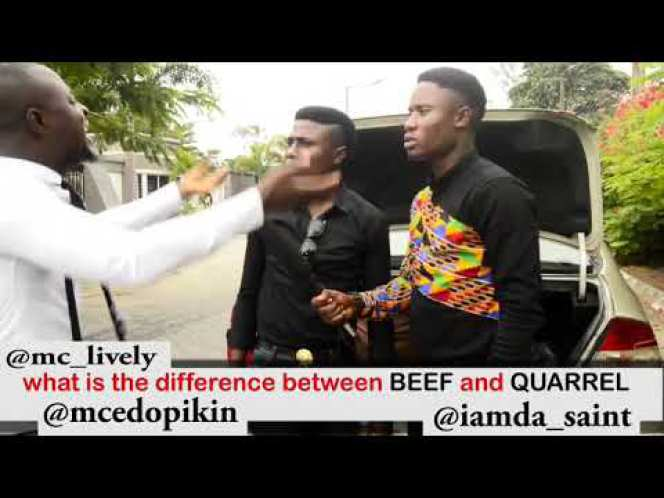 Comedy Video: Mc Lively x Mcedopikin – Many Are Mad…Few are Roaming!!