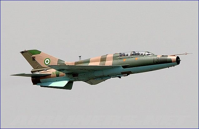 Two Military Plane Crashes in Abuja