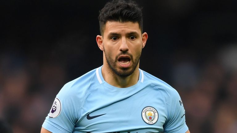 Man City's Sergio Aguero Extends Stay at the Club