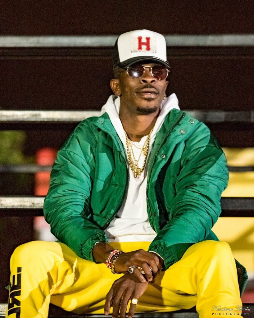 Shatta Wale My Level Mp3 Download