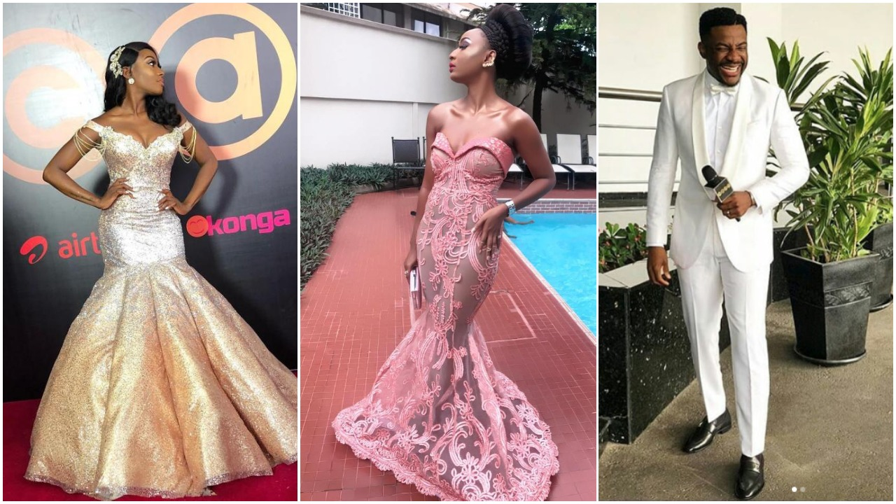 AMVCA 2018: Exclusive Red Carpet Photos
