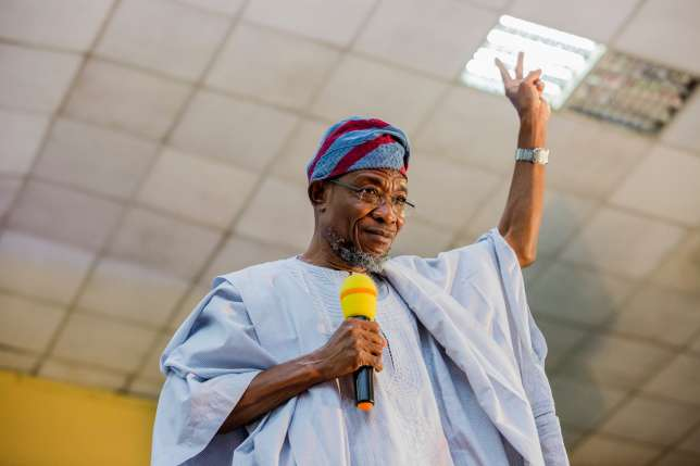 Gov. Aregbesola Releases N19.8 Billion For Workers' Salary Arrears
