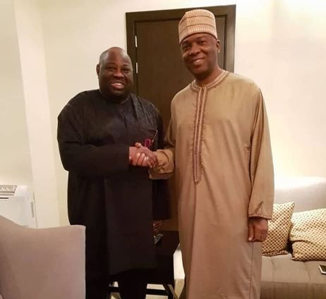 How Bukola Saraki Plans To Defeat President Buhari In 2019 – Dele Momodu Writes