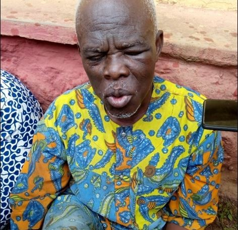 62-year Old Herbalist Arrested, While Trying To Kill His Apprentice For Ritual (Photos)