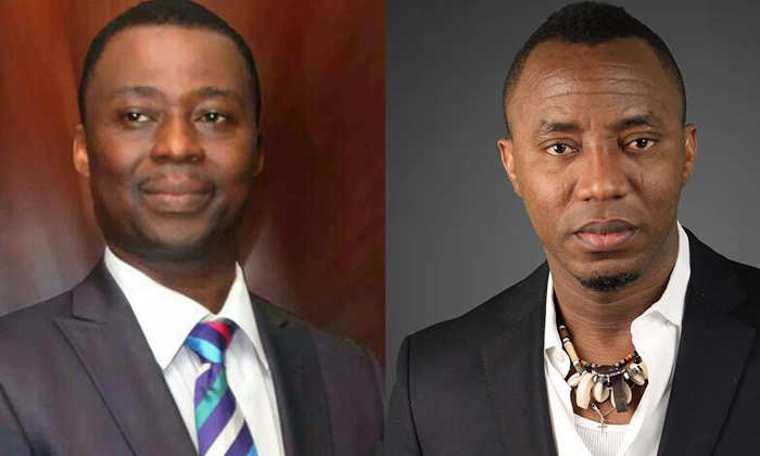 MFM Founder, Pastor Olukoya Drags Sowore & Sahara Reporters To Court, Files N10bn Libel Suit
