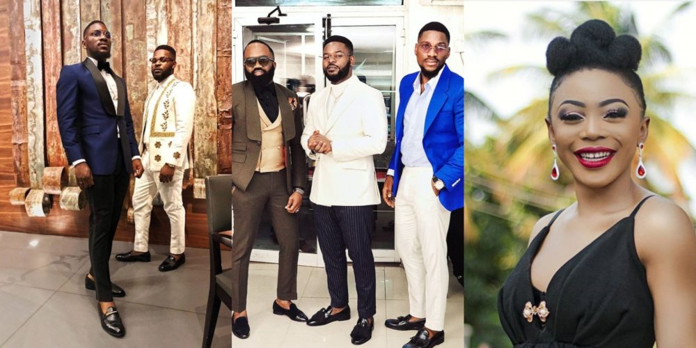 Ifu Ennada Thinks Noble Igwe Shouldn't Be A Member Of The 'Sweet Boys Association'.. See Why