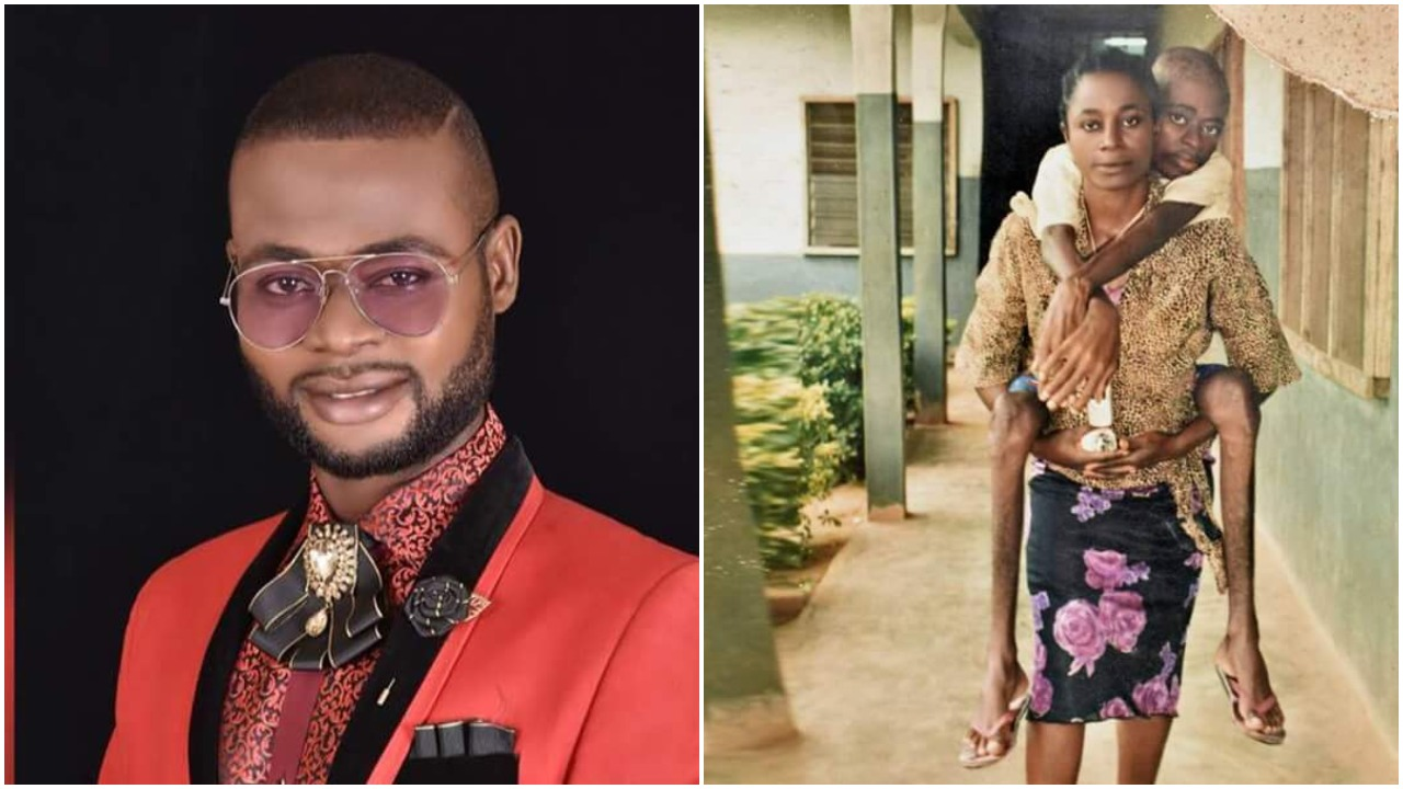 See Amazing Transformation Of A Nigerian Who Was Sick For 9 Years