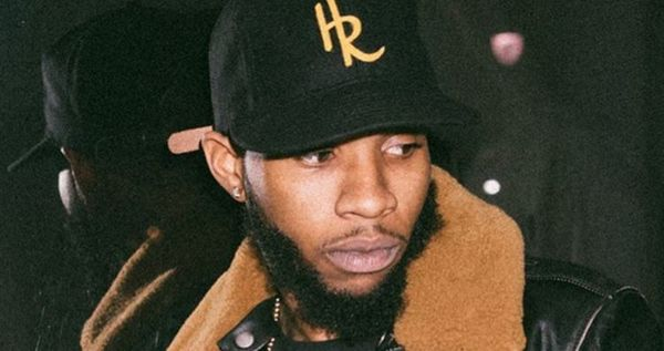 Watch Tory Lanez Almost Get Into A Fight In London